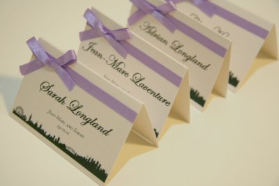 custom_made_cream_lilac_placecards