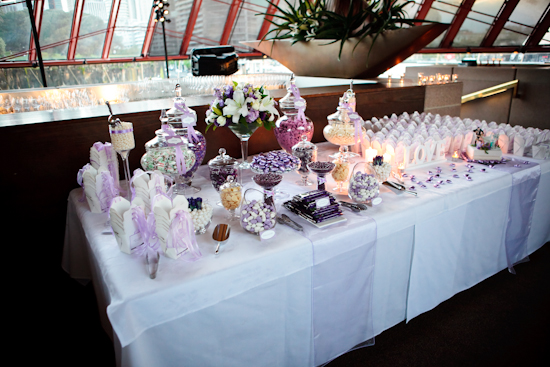 Gorgeous Lolly Buffet at the Reception!