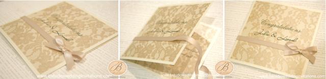 Wedding Congratulations Card Collage- Julie Lionel