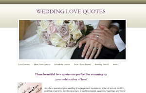 www.weddinglovequotes.com