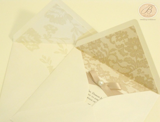 Envelope liner- Sweetheart collection