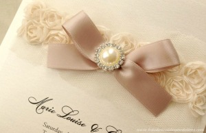 NEW- Sophia Invitation by B Studio