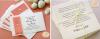 Destination Beach Wedding collage- B Studio Wedding Invitations