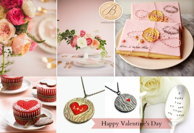 Valentines Day 2013-B Studio-Inspiration Board of Love
