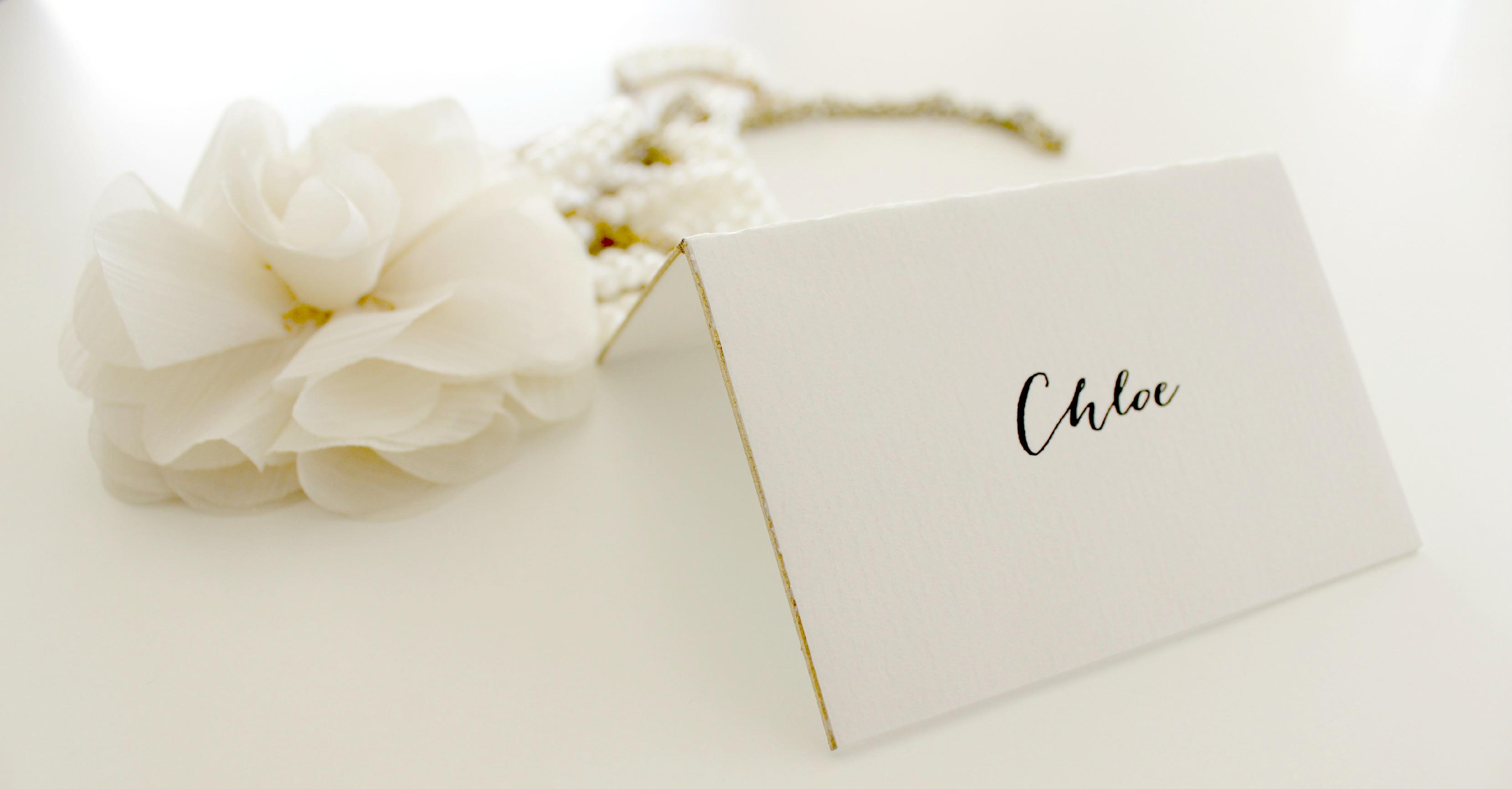 Gold B Studio Wedding Invitations