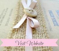"Visit ""B Studio Wedding Invitations"" main website"